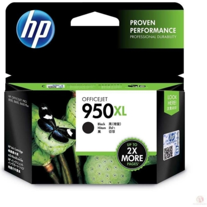 HP CN045AE Patron Black No.950XL (Eredeti)