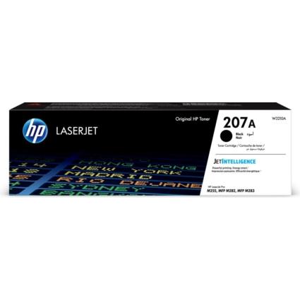 HP W2210A Toner Black 1,35k No.207A (Eredeti)