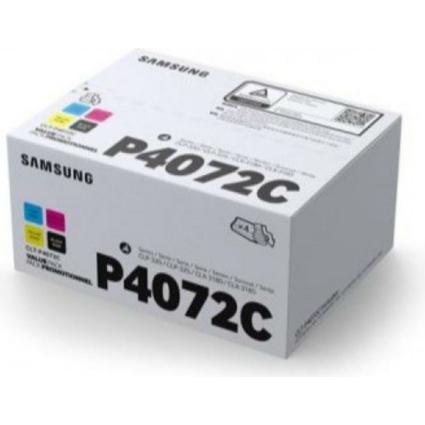 Samsung CLP 320 Toner garnitúra  CLT-P4072C/ELS (SU382A) (Eredeti)