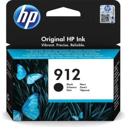 HP 3YL80AE Patron Black No.912 (Eredeti)