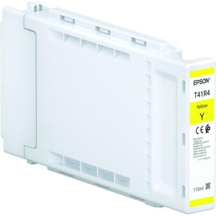 Epson T41R4 Patron Yellow 110ml (Eredeti)