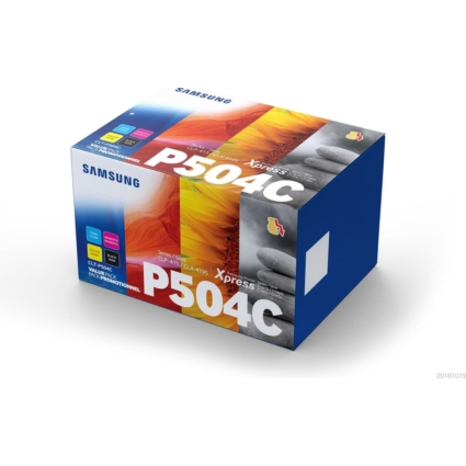 Samsung CLT-P504C 4Pack CYMK Toner (Eredeti)