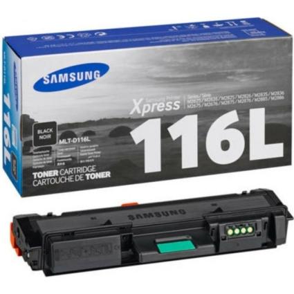 Samsung SLM2625/2825/2675/2875 Toner  MLT-D116L/ELS (SU828A) (Eredeti)